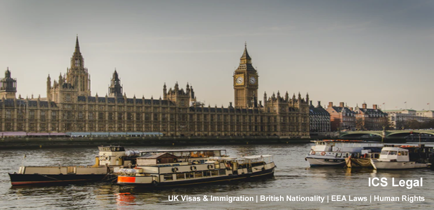 ICS Legal Managed Immigration Services